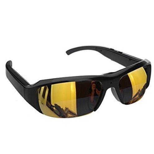 Flylinktech Spy Kamera Sonnenbrille