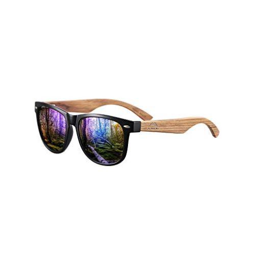 GREENTREEN Amexi Herren Damen Polarisierte Sonnenbrille