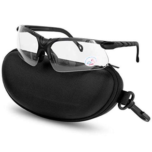 XAegis Schießbrille mit Etui
